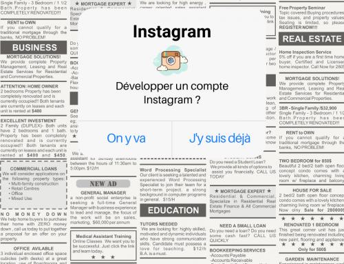 Les 5 meilleurs conseils pour développer un compte Instagram !
